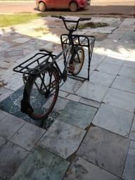 Bicicleta cargueira excelente para quem quer vender lanche