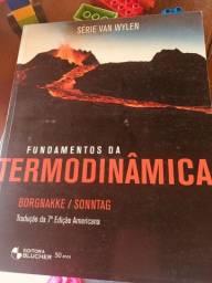 Livro Fundamentos da Termodinâmica