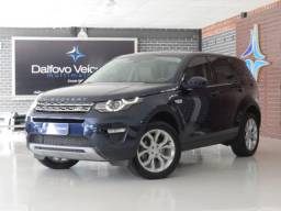 Discovery Sport 2.0 HSE 7L SI4 Turbo 2016 Azul Interior Caramelo