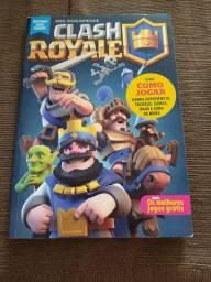Livro Clash Royale Geek: Dicas Especiais