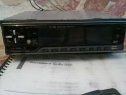 Procesador de audio equalizador 7600 dsp