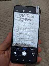 Celular Umidigi A7 pro - Novos Lacrados