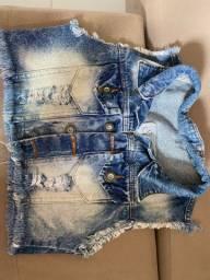 Mini Jaqueta jeans