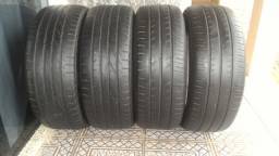 Vendo 4 pneus 205 55 16