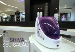 Higienizador de Escovas de Salão de Beleza