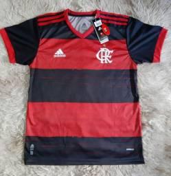 Camisas primeira linha ( times brasileiros e europeus)