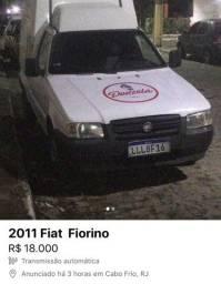 Fiorino 2011 - flex - motor ok