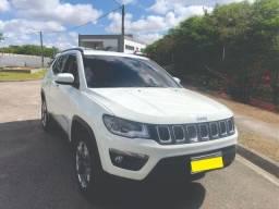 Título do anúncio: Jeep Compass - 2019/2019 - 2.0 16v Diesel Longitude 4x4 Automático