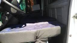 Fabricação de sofá cama para caminhão