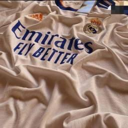 Título do anúncio: Camisa Real Madrid (130$)