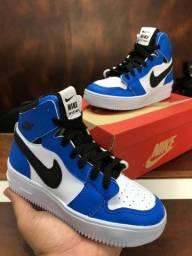 Título do anúncio: Tênis Nike Air Jordan infantil - $150,00