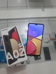 Título do anúncio: Vendo celular Samsung A02S
