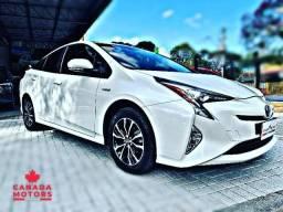Título do anúncio: Prius Hybrid 2018 NGA,manual,chave cópia,pneus novos,19km/l,carregador por indução,plcA