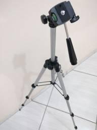 Tripé de câmera