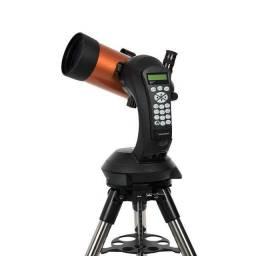 Telescópio Celestron Nexstar 4se + lentes 25mm e lente 8-24mm