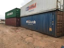 Título do anúncio: Container Dry 40 Pés HC