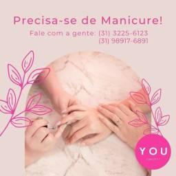 Título do anúncio: Vaga Manicure - Experiência Obrigatória