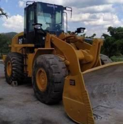 Pá Carregadeira CAT 938H 2011