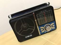 Rádio retro bluetooth