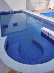 Casa com 2 dormitórios à venda, 110 m² por R$ 460.000 - Jardim Souza Queiroz - Santa Bárba