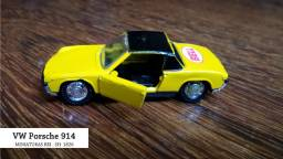 Miniatura Rei - Vw Porsche 914 ! Na Caixinha!Carrinho de ferro! Raridade!