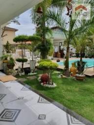 Sobrado com 4 dormitórios à venda, 161 m² por R$ 700.000,00 - Jacuipe - Camaçari/BA