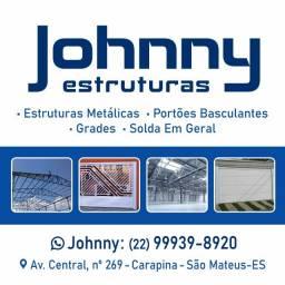 Johnny estruturas