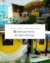 Título do anúncio: ALUGA-SE POR TEMPORADA NA MASSAGUEIRA