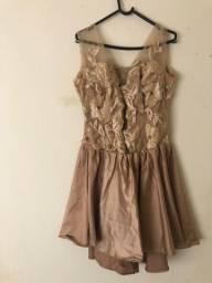 Vestido princesa para festas/casamentos/formatura
