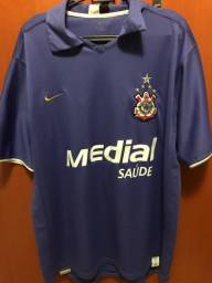 Camisa do Corinthians Roxa Oficial