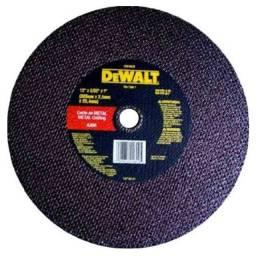 "Kit 10 Discos de Corte 12"" para Policorte DW44620 Dewalt"