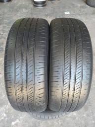 Título do anúncio: Par de pneus 185/60/15 em ótimo estado
