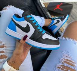 Título do anúncio: Tênis Nike Air Jordan 1 Low (L.A) - 199,99