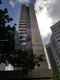DM Aluga Apartamento com 178m2, 4 quartos (3 suítes) no Espinheiro