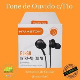 Fone de Ouvido Intra-Auricular c/Fio H?Maston