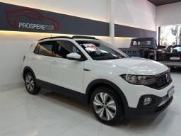 Volkswagen T-cross Comfortline 1.0 Tsi Flex Aut com Teto + midia