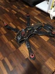 Drone Discovery DJI Naza pronto para voo