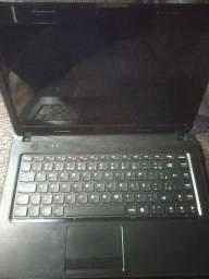 Notebook Lenovo retirada de peças