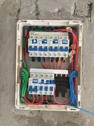 Título do anúncio: Eletricista com CREA