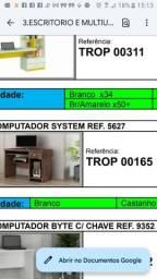 Título do anúncio: mesa de computador system