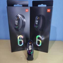Smartband / Smartwatch Xiaomi Mi Band 6 Preto (até 8x sem juros no cartão)