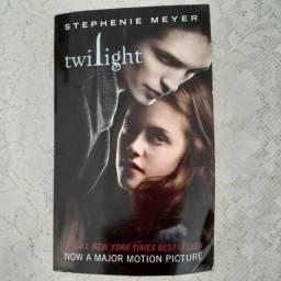 Livro Twilight em Inglês