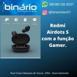 Título do anúncio: Redmi Airdots S Original Bluetooth