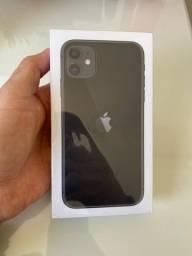 iPhone 11 64Gb Preto *Lacrado*