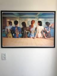Título do anúncio: Quadro Pink Floyd Álbuns Mulheres