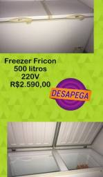 Título do anúncio: Freezer Fricon 500litros