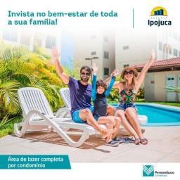 Título do anúncio: Cidade renovada para você que pode sair do aluguel em Ipojuca-JB