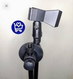 Título do anúncio: Tripé suporte para microfone ( faço entrega)