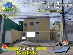Título do anúncio: Apartamento para venda com 48 metros quadrados com 1 quarto em Jaguarana - Paulista - PE