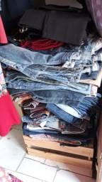 Título do anúncio: Calças jeans feminina masculina variadas modelos e cores